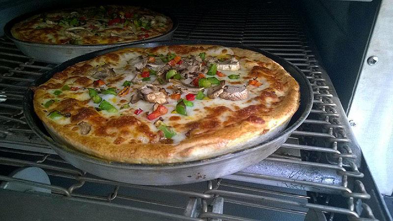 فر پیتزا